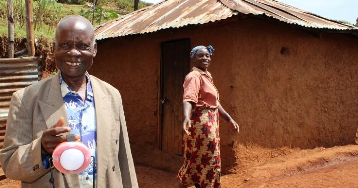 Nyamongo Mesheck and his home SKM customer 5 crop2