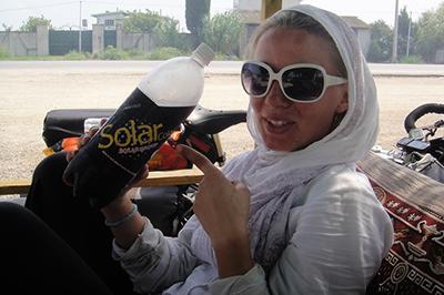 Solar Cola - Hijab