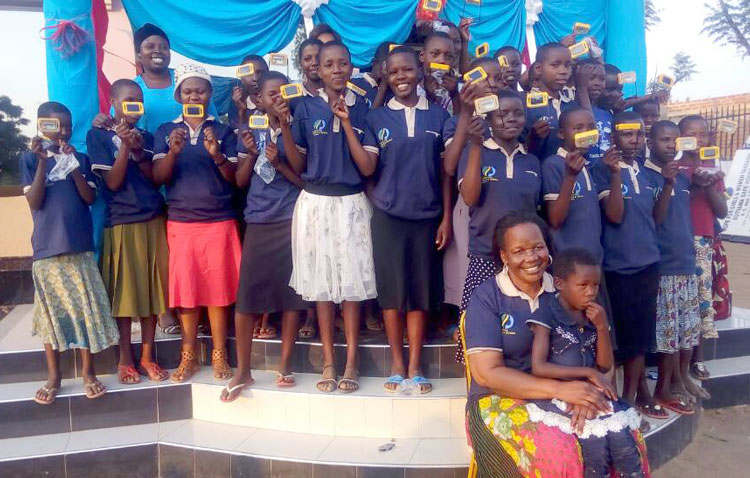 Solar provides hope for girls in Tanzania