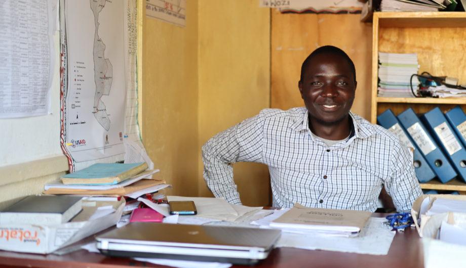 Wilson Makamo, teacher Malawi